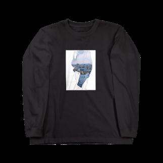 calyxre_dのかっこいい Long sleeve T-shirts