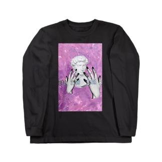 vaporwave? Long sleeve T-shirts