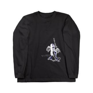 肉体の悪魔 Long sleeve T-shirts