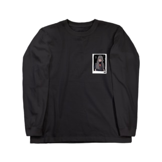 単推しチェキ Long sleeve T-shirts