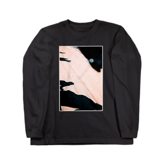 人影  Long sleeve T-shirts
