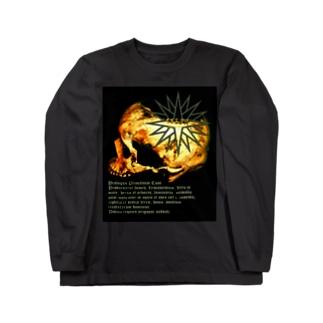 [大友窯SkullxBASARACRACY]#04「聖書」 Long sleeve T-shirts