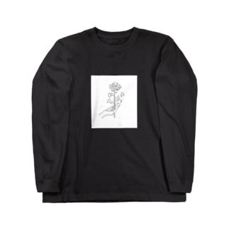 ROUGE Long sleeve T-shirts