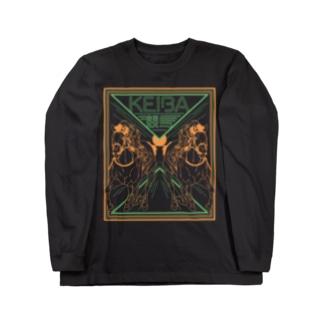 KEIBA(Bタイプ) Long sleeve T-shirts