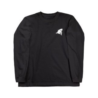 サメくん Long sleeve T-shirts