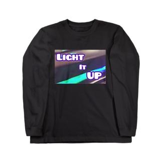 Light it UP Long sleeve T-shirts