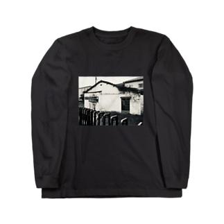 YuukingStoreのphotograph_no.2 Long sleeve T-shirts