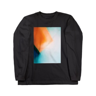 質感2 Long sleeve T-shirts