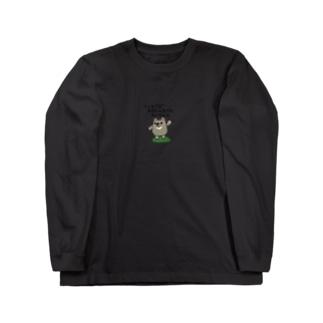 Cripikal-Hitsのおかしん Long sleeve T-shirts