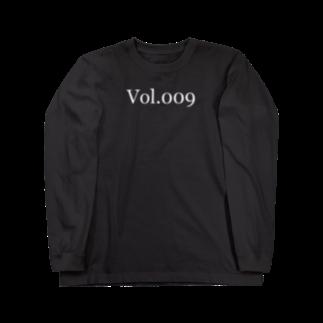 whaisonのVol.009 geogia  Long sleeve T-shirts