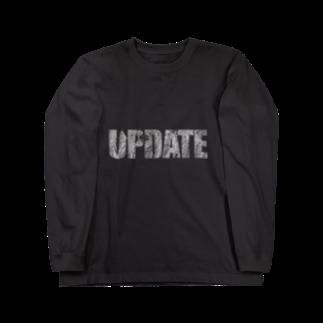 owlbeak5678のUPDATE Long sleeve T-shirts