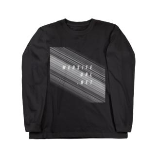 WEBSITE URL .NET Long sleeve T-shirts