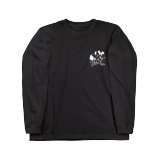 SILENT BEAUTY (β) Crazy Minnie Long sleeve T-shirts