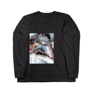 mosaic Long sleeve T-shirts