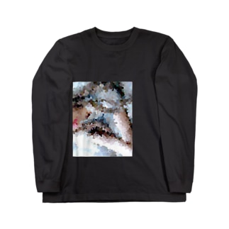 mosaic Long sleeve T-shirts