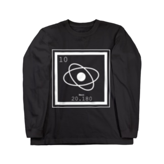 【i sho】Neonシリーズ Long sleeve T-shirts