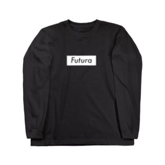 Futura Black Long sleeve T-shirts