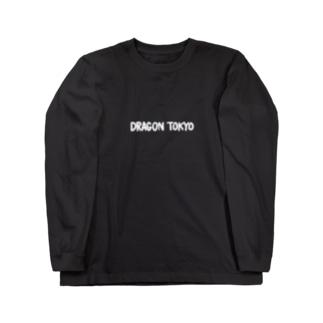 ドラゴントウキョウ Long sleeve T-shirts
