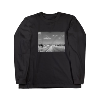 思い出 Long sleeve T-shirts