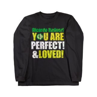 You are the best!(キラキラバージョン) Long sleeve T-shirts