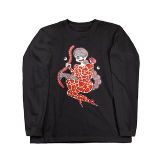臓物系女子 Long sleeve T-shirts