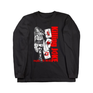 Killing JOKE Long sleeve T-shirts