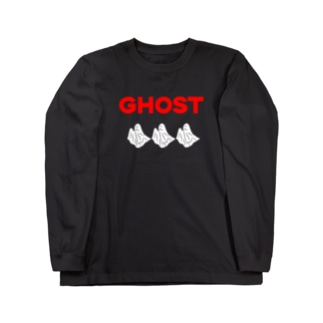 GHOST Long sleeve T-shirts