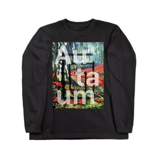 Autaum Long sleeve T-shirts