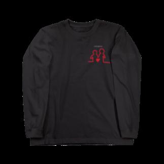 hachi08のシンプルシリーズ2 Long sleeve T-shirts