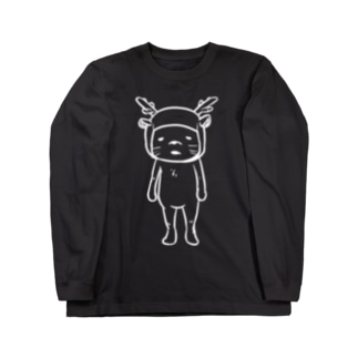 シカ Long sleeve T-shirts