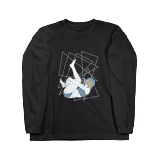 39.4のデルタ Long sleeve T-shirts