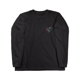 NEON Original logo printed long sleeves  Long sleeve T-shirts