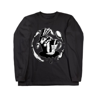 三月ウサギ Long sleeve T-shirts