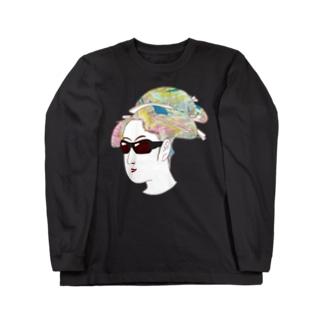 Celebrity/濃色ロングスリーブTシャツ Long sleeve T-shirts