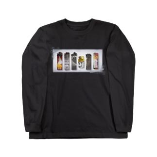 LIGHTER Long sleeve T-shirts