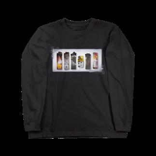 𝐍𝐢𝐭𝐨 𝐊𝐢𝐲𝐨𝐬𝐡𝐢のLIGHTER Long sleeve T-shirts