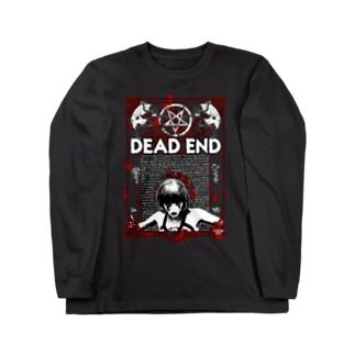 DEAD END Long sleeve T-shirts