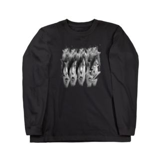 FIVE FACE Long sleeve T-shirts