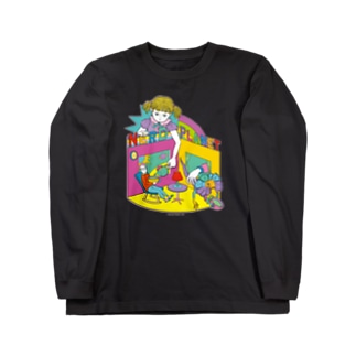 Nerdy Planet No1 T Long sleeve T-shirts