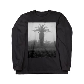 八丈島 Long sleeve T-shirts