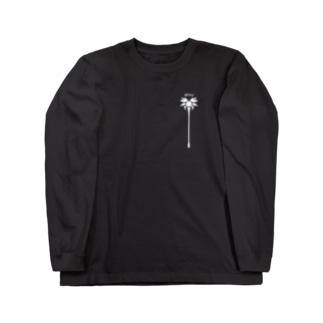 """Wizard"" ウィザード_Black Long sleeve T-shirts"
