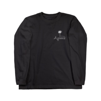 afrossie アフロッシー Long sleeve T-shirts