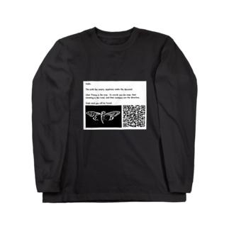 CICADA3301 Long sleeve T-shirts