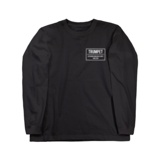 AXIS TRUMPET Long sleeve T-shirts