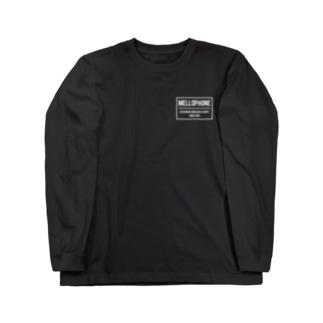 AXIS MELLOPHONE Long sleeve T-shirts