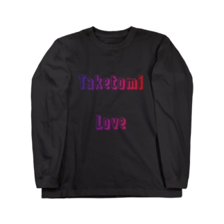 Taketomi Love (竹富ラブ) Long sleeve T-shirts