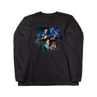 initiumなロンT Long sleeve T-shirts