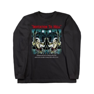 INVITATION TO HELL Long sleeve T-shirts