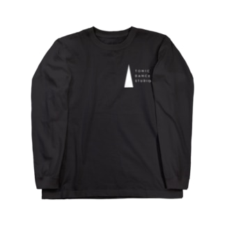 TDS 白ロゴ ご祝儀 Long sleeve T-shirts