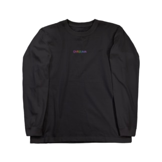 ChRiSUMA NEON 2 (RAINBOW edition)  Long sleeve T-shirts